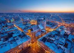 Ibis Styles Lviv Center - Lviv - Vista externa