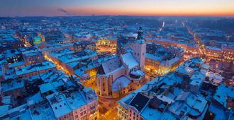 Ibis Styles Lviv Center - Leópolis - Vista del exterior