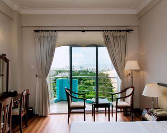 Seagull Hotel - Qui Nhon - Living room