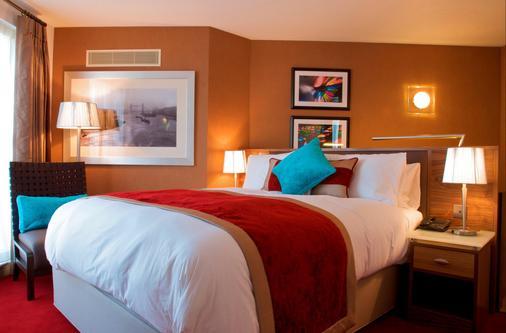 The Bermondsey Square Hotel - London - Schlafzimmer