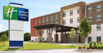 Holiday Inn Express NYC Brooklyn - Sunset Park - Brooklyn - Byggnad