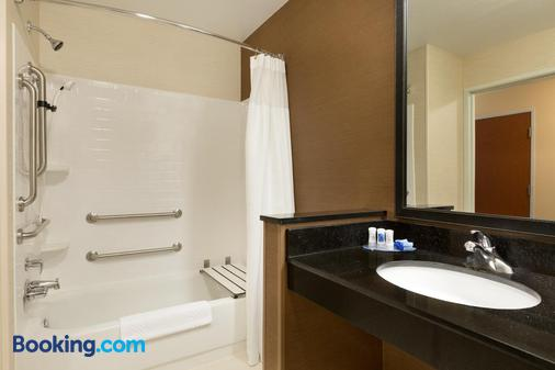 Fairfield Inn & Suites by Marriott Bismarck South - Bismarck - Phòng tắm