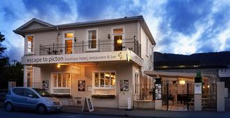 Escape To Picton - Picton - Rakennus