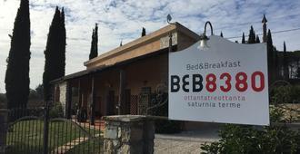 B&B 8380 - Manciano - Edificio