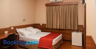 Hotel Cisne - Sao Paulo - Bedroom