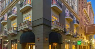 Courtyard by Marriott New Orleans French Quarter/Iberville - New Orleans - Rakennus