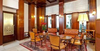 Graben Hotel - Viena - Sala de estar
