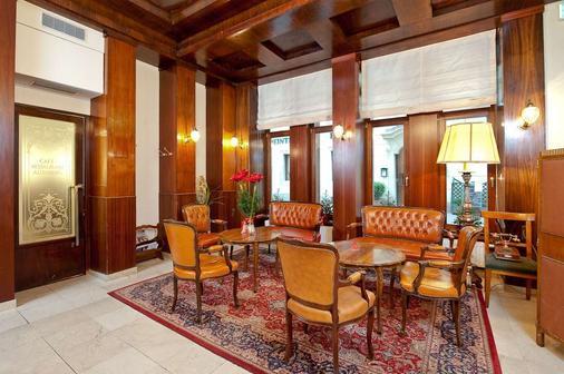 Graben Hotel - Wien - Oleskelutila