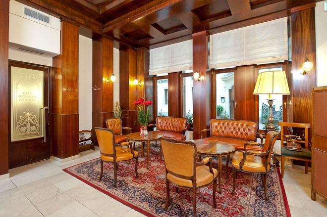 Graben Hotel - Viena - Lounge