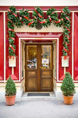 Graben Hotel - Viena - Vista externa