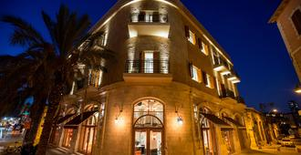 Market House - An Atlas Boutique Hotel - Τελ Αβίβ - Κτίριο