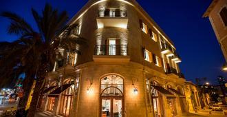 מרקט האוס - מלון בוטיק מרשת אטלס - תל אביב - בניין