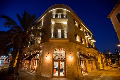 Market House - An Atlas Boutique Hotel - Tel Aviv - Building