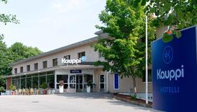 考皮酒店 - 坦派勒 - 坦佩雷 - 建築