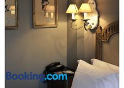 Hotel de la Treille - Λιλ - Κρεβατοκάμαρα