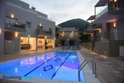 Blue Horizon Apartments - Bali - Pool
