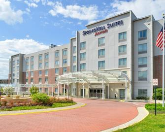 SpringHill Suites by Marriott Fairfax Fair Oaks - Fairfax - Building