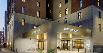 Distrikt Hotel Pittsburgh, Curio Collection by Hilton - Pittsburgh - Toà nhà