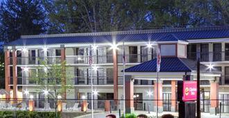 Clarion Inn Biltmore Village - Asheville - Gebäude