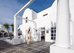 Aressana Spa Hotel and Suites - Thera - Building