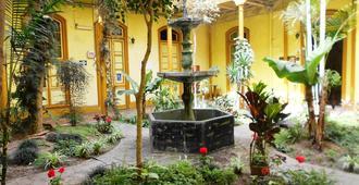 Gran Hotel - Lima - Patio