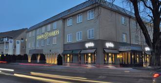 Hotel Eggers - Hamborg - Bygning