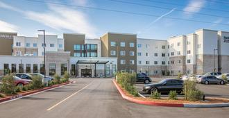 Fairfield Inn & Suites by Marriott San Jose North/Silicon Valley - San Jose - Rakennus