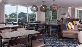 Springhill Suites By Marriott Charleston Downtown Riverview - Charleston - Restaurant