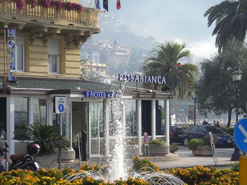 Hotel Rosabianca - Rapallo - Building