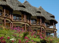 Ocean Paradise Resort & Spa Zanzibar - Matemwe - Edifici