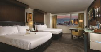 The Mirage Hotel and Casino - Las Vegas - Bedroom