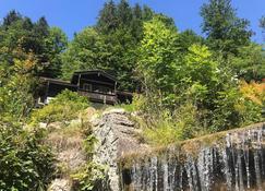 Wildromantisches Appartement am Bachlauf - Tegernsee - Vista del exterior