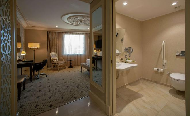DoubleTree by Hilton Gaziantep - Γκαζιαντέπ - Μπάνιο