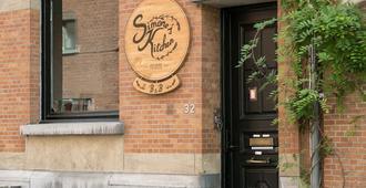 Simone's Kitchen B&B - Amberes - Vista del exterior