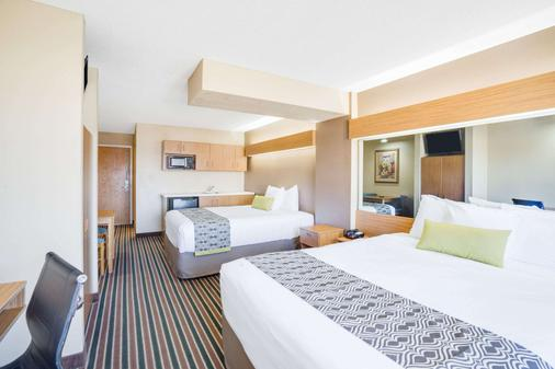Microtel Inn & Suites by Wyndham Pigeon Forge - Pigeon Forge - Makuuhuone