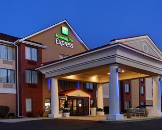 Holiday Inn Express & Suites Knoxville-North-I-75 Exit 112, An IHG Hotel - Powell - Будівля
