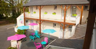 Brit Hotel Aux Hortensias - Ланнион
