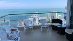 Apartamentos Cartagena 01 - Cartagena - Balcony