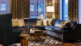Kimpton Hotel Monaco Pittsburgh - Pittsburgh - Living room