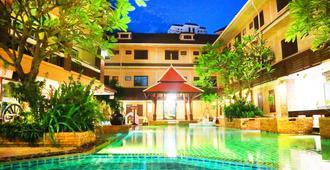 Aiyaree Place Hotel - Pattaya - Piscina