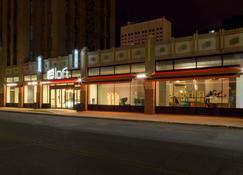 Aloft El Paso Downtown - El Paso - Building