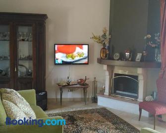 Holiday Home Baia Cofano - Custonaci - Living room