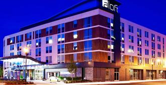 Aloft Milwaukee Downtown - Milwaukee - Edificio