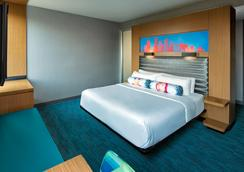 Aloft Milwaukee Downtown - Milwaukee - Schlafzimmer