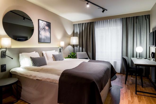 Scandic Park - Stockholm - Bedroom