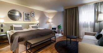 斯堪迪克公園酒店 - 斯德哥爾摩 - 斯德哥爾摩 - 臥室