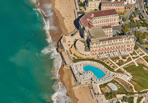 Hotel Du Palais Biarritz In The Unbound Collection By Hyatt From