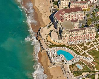 Hotel Du Palais Biarritz In The Unbound Collection By Hyatt - Biarritz - Building