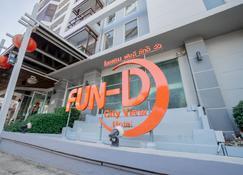 Fun-d City View - Khon Kaen - Gebäude