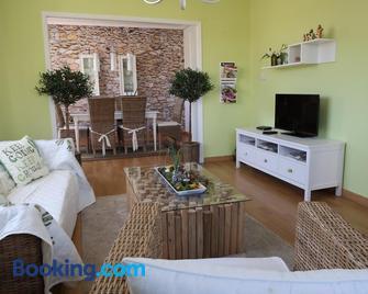 Casa Dodo - Castro Caldelas - Sala de estar